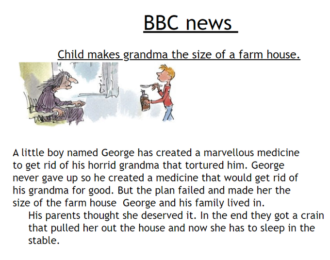Oliver's newspaper article.PNG