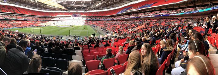 St Richard's Go to Wembley!.JPG