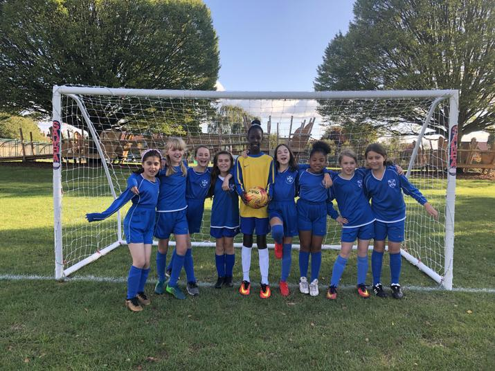 2019-20 Girls' Team