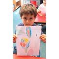 Cameron- art lesson