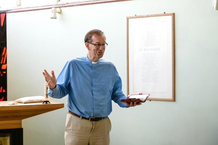 Our Vicar Simon Coupland