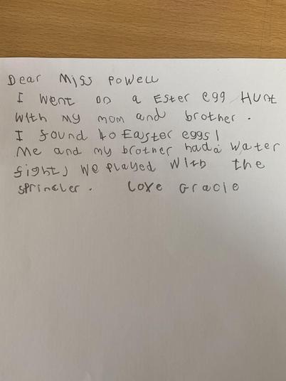 Gracie's letter.jpeg