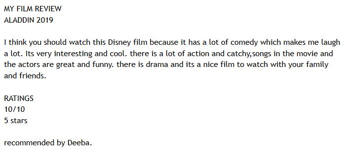 Deeba's film review.PNG