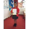 Fantastic retelling with sentences in a sensible order!