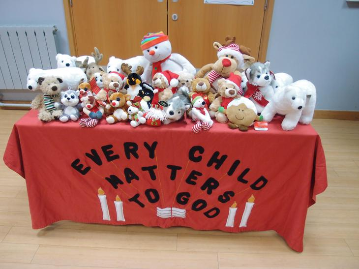 KS2 Teddies