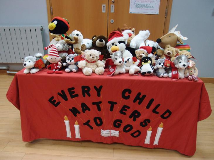KS1 Teddies