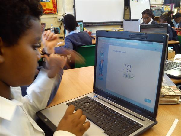 Mathletics Fun!