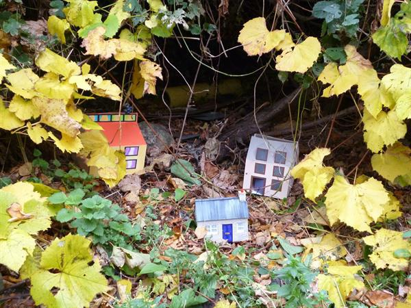 The little houses