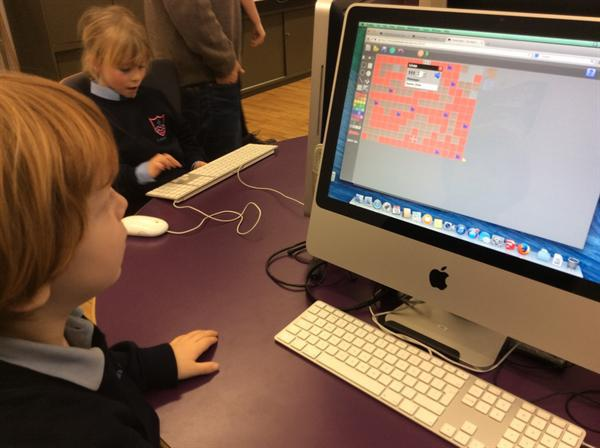 Designing games at the CLC