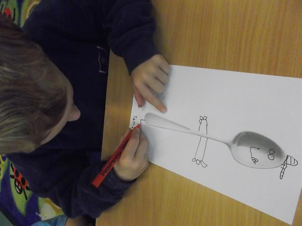 Art with James - Turning objects into characters