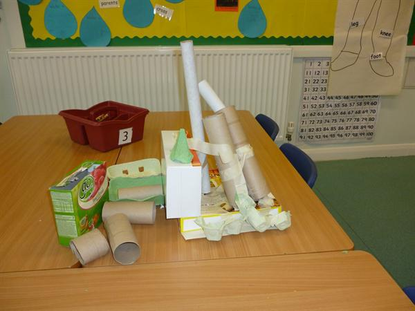 model castles