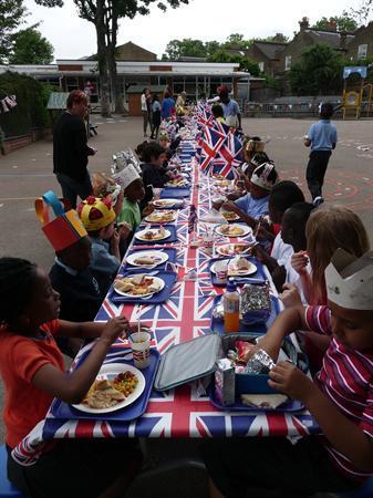 Jubilee Picnic Lunch