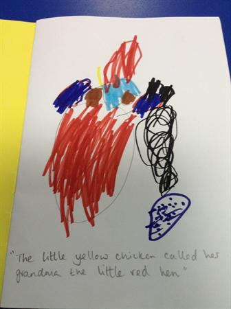 Class Assembly - The Little Yellow Chicken