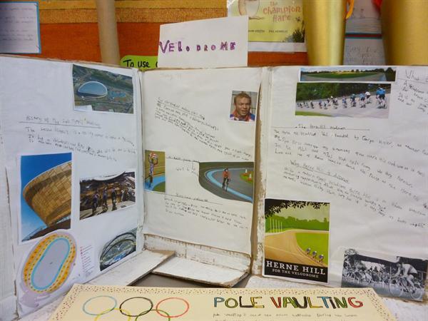Olympics homework projects