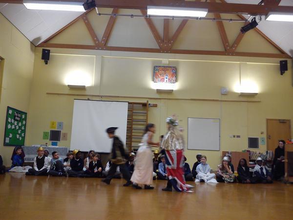 Tudor Assembly