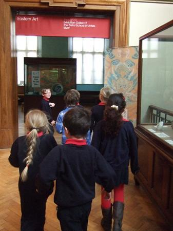 Year 3 Egyptology Trip 2013