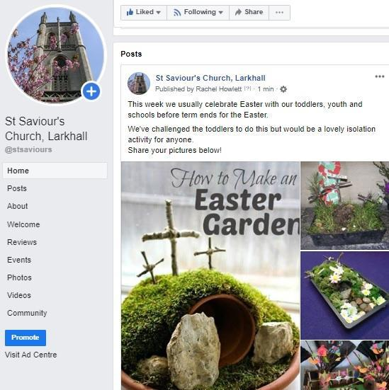 Read more @St Saviour's Church facebook page