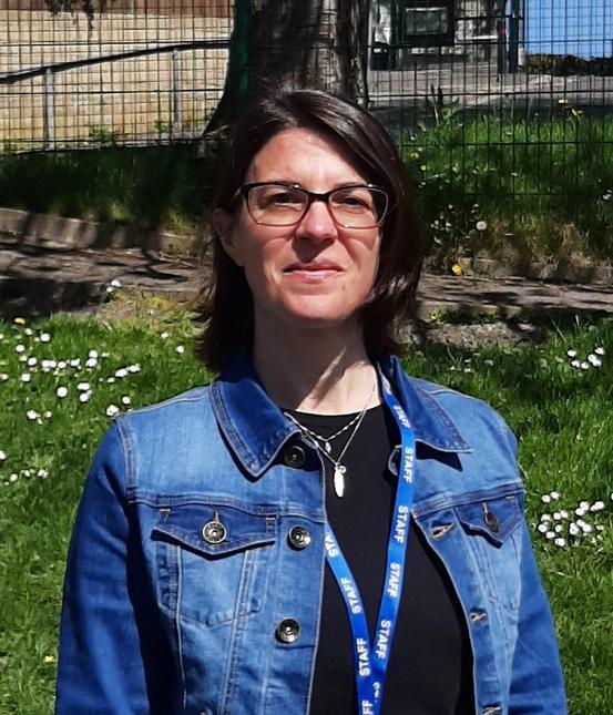 Melanie Baudin (Admin Assistant)