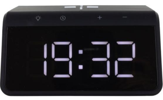 Digital time, 24 hour clock.