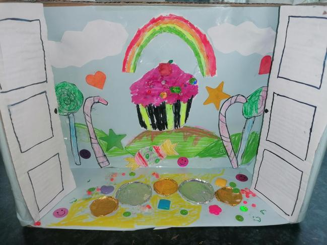 "Hadley Year 2 ""Candy Land"""