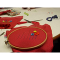 Activity day - Embroidery