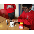 Social skills- preparing to sell products
