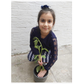 Wow! Take a look at Mahnoor's beanstalk! 🌱