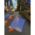 Exploring numbers in the maths area