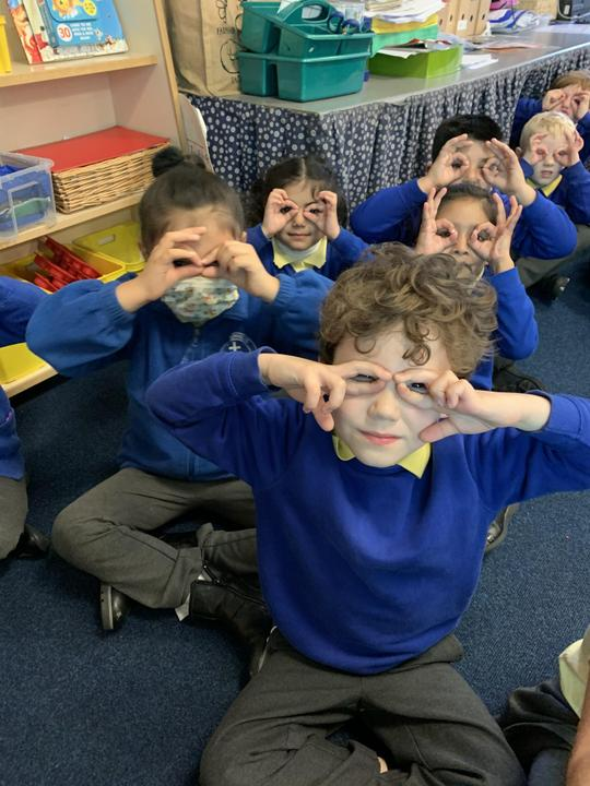 We are weather watchers!