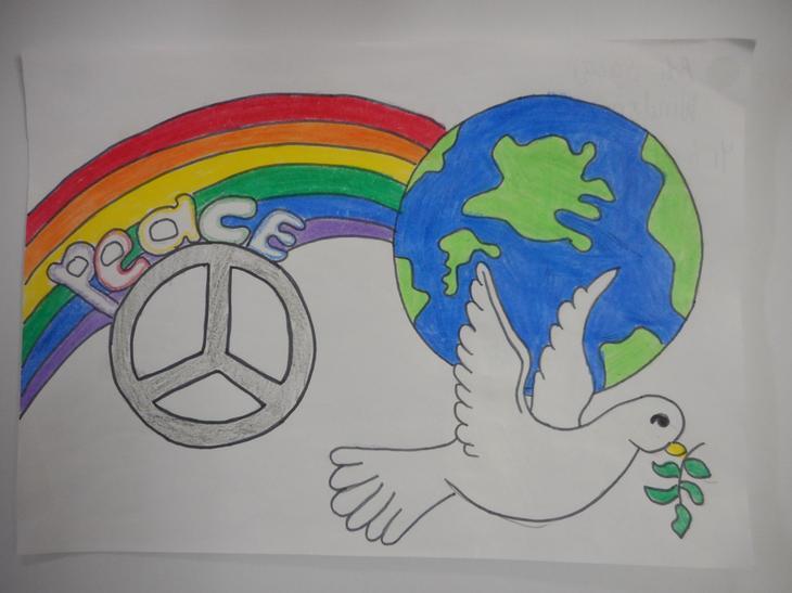 Peace by Adi Sacaj