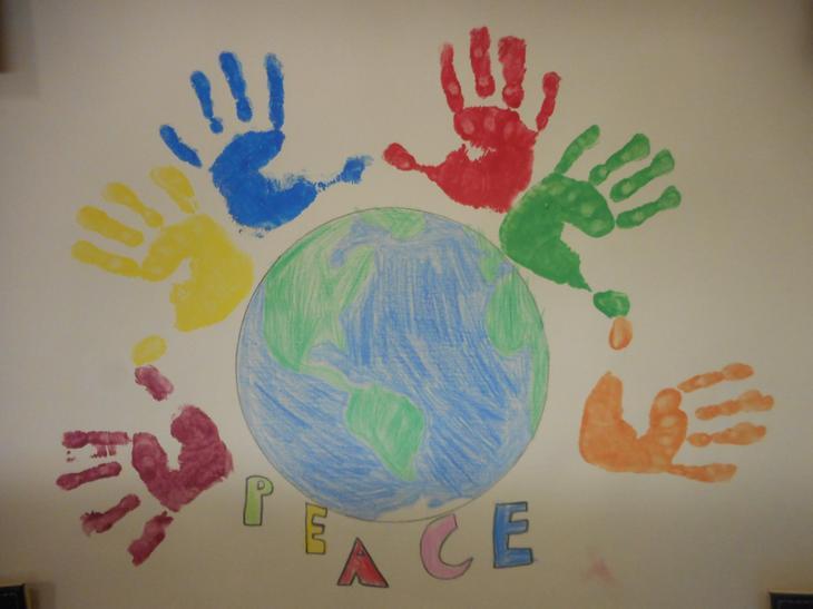 Peace by Daniel Harris