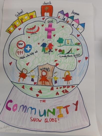 Community by Charlotte Poole