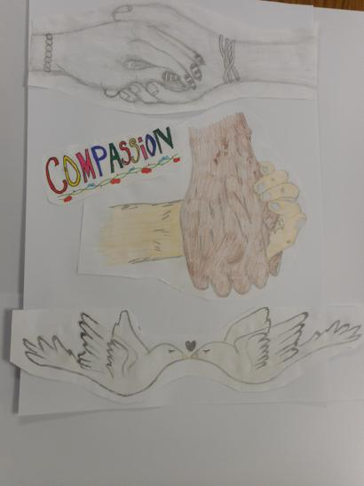 Compassion by Olivia Smith and Mandy Zinyemba
