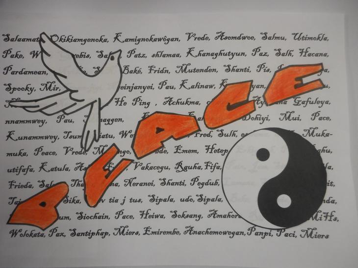 Peace by Dan Short