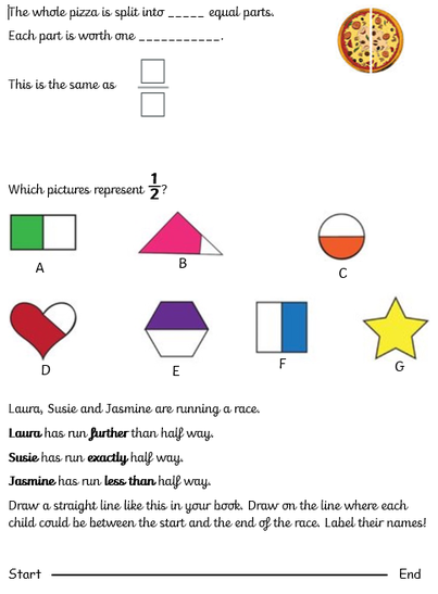 Here is the Maths sheet in case it is opening a little funny!