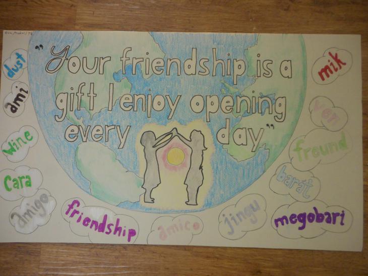 Friendship by Eva Williams