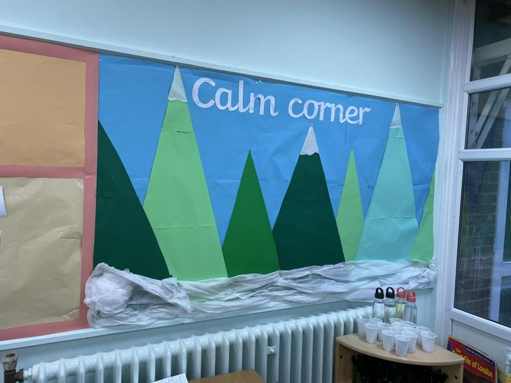 Calm Corner!