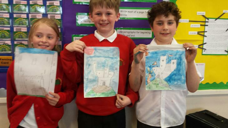 Well done to James our castles picture winner!