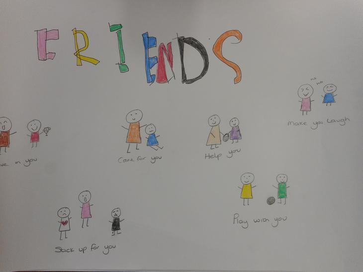 Friendship by Daniel Johnson