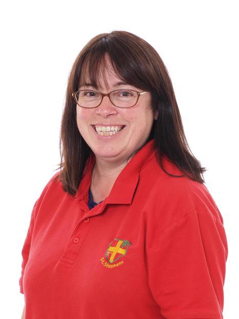Kay Frape - Lunch Break Supervisor and Cleaner
