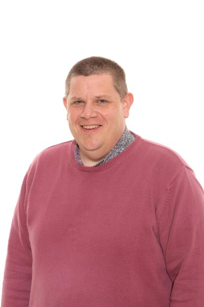 Anthony Hamlen - Class Teacher