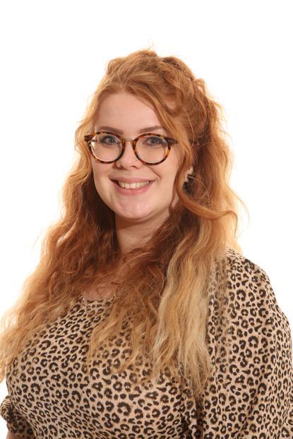 Miss Hannah Nicholas - Class Teacher