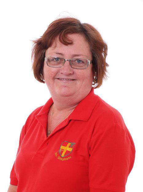 Sally Robbins - Lunch Break Supervisor