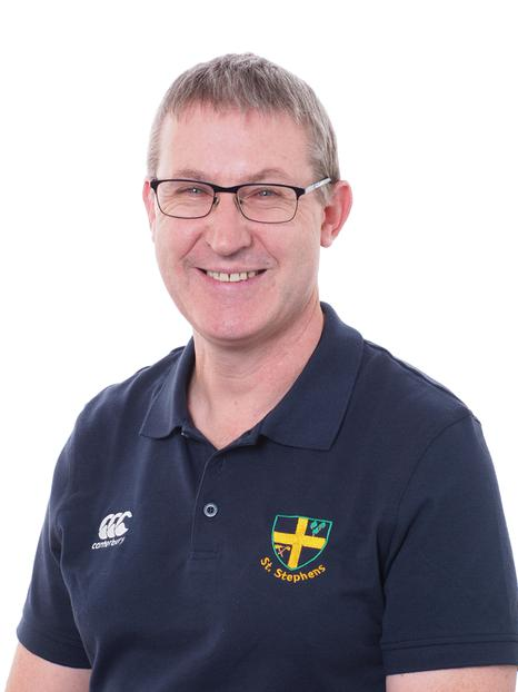 Simon Evans - Teacher