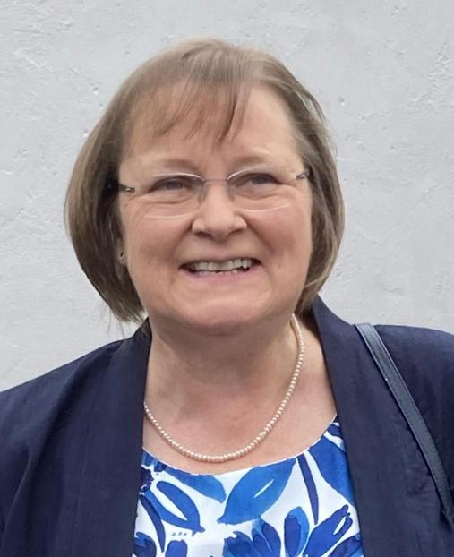 Pam Cosh - Foundation Governor