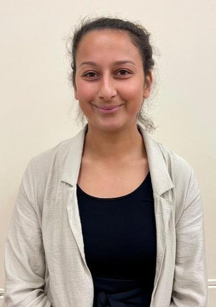 Michelle Diaz - Teaching Assistant