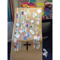 Y2 wrote comic strips of the Easter story.
