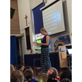 Mrs Wright shared a favourite story