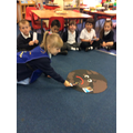EYFS looked at the UN's Rights of the child