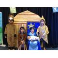 Mary, Joseph, Donkey and the Star
